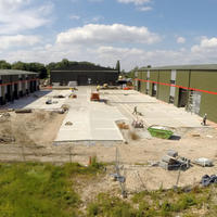 Construction Underway for Speculative Industrial Development