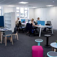 Inside the Business Incubation Centre